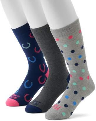 DAY Birger et Mikkelsen Men's Funky Socks 3-pack Casual Crew Socks