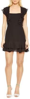 Parker Berlin Ruffle Dress