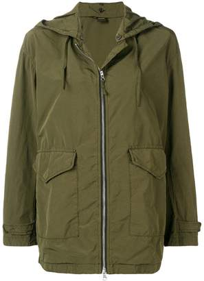 Aspesi hooded parka jacket
