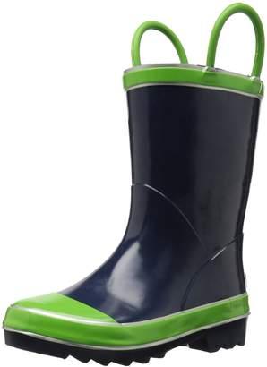 Northside Unisex-Kids Classic Rain Boot