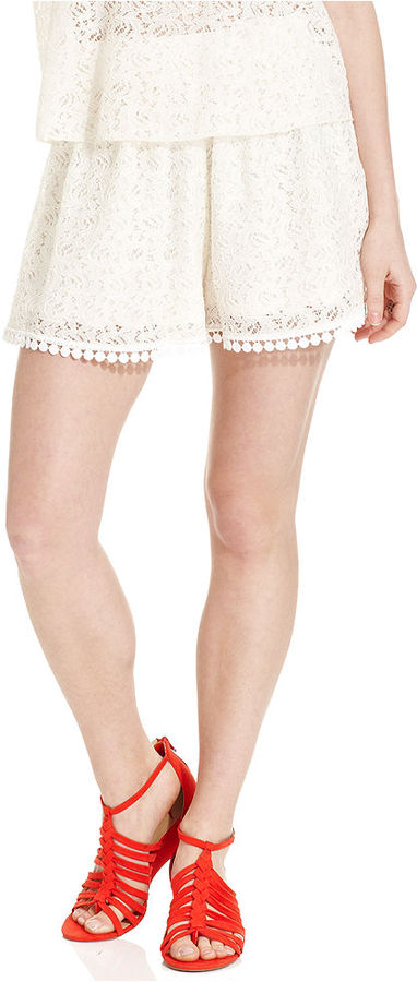 American Rag Lace Shorts