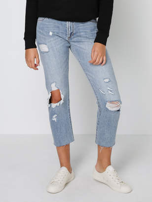 Articles of Society Joplin Anti Fit 60's Ripped Jeans