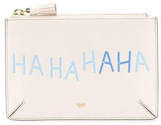 Anya Hindmarch HaHa small wallet