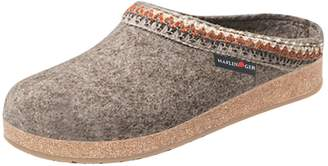 Haflinger Women's Wool Zig Zag Clogs