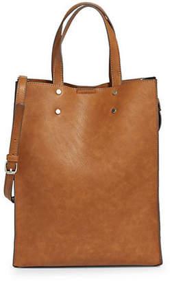 DESIGN LAB Shoulder Strap Tote Bag