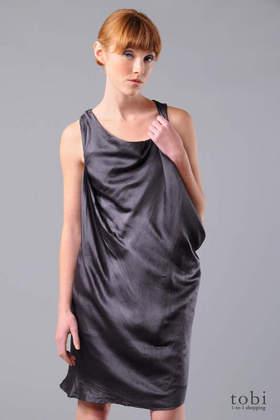 Clu Sleeveless Wrap Dress