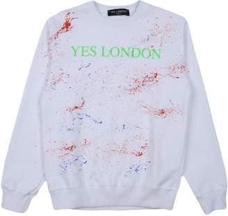 Yes London Sweatshirts - Item 12096836QO