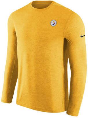31a37e987 ... Nike Men s Pittsburgh Steelers Coaches Long Sleeve Top