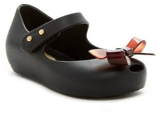 Mini Melissa Ultragirl Bow Mary Jane (Toddler) $55 thestylecure.com