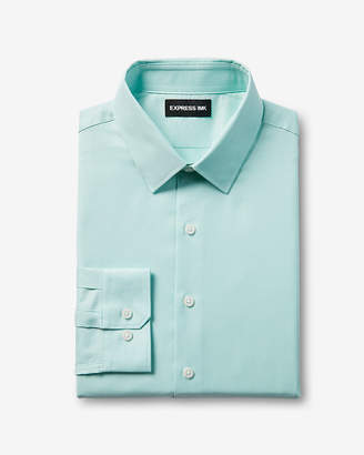 Express Extra Slim Easy Care Oxford 1Mx Shirt