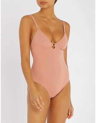 Melissa Odabash Havana V-neck swimsuit