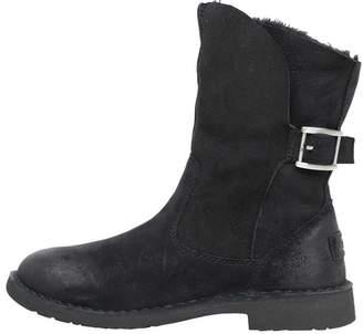 UGG Womens Jannika Classic Boots Black