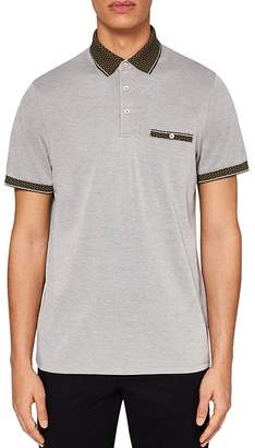 Ted Baker Cagey Soft Touch Regular Fit Polo