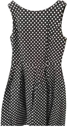 Hallhuber Blue Cotton - elasthane Dress for Women