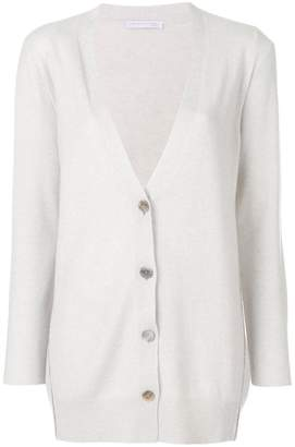 Fabiana Filippi v-neck button cardigan