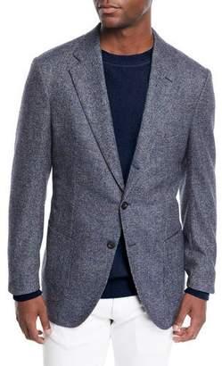 Loro Piana Men's Soft Two-Button Sport Jacket