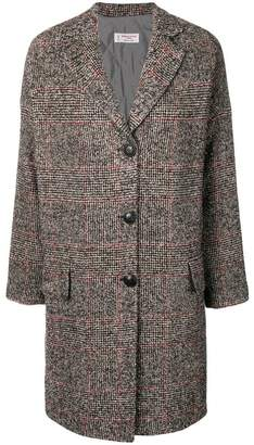 Alberto Biani loose fitted coat