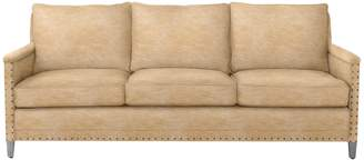 Serena & Lily Spruce Street 3-Seat Sofa with Nailheads