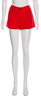 Rag & Bone Linen Mini Shorts