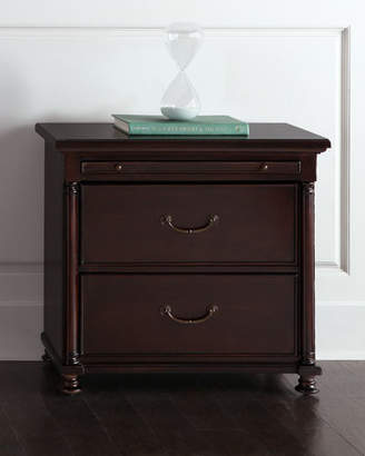 Barclay Butera Windhaven Two-Drawer Nightstand