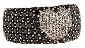 Effy Jewelry 14K Diamond Heart Ring