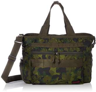 Briefing (ブリーフィング) - [ブリーフィング] トートバッグ EASY WIRE SL PACKABLE BRM181303 163 TROPIC CAMO