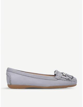 Carvela Comfort Chloe suede loafers