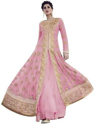 Shri Balaji Silk & Cotton Saree Emporium Bollywood Party Wear Bridal Wedding Anarkali Salwar Kameez Suit For Women Wear