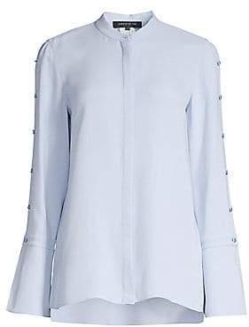 Lafayette 148 New York Women's Nicolette Silk Blouse