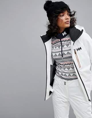 Helly Hansen Motionista Jacket In White