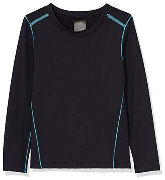 RED WAGON Girl's Compression Knit Sport Top