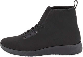 Kenneth Cole Men's Knit High-Top Sneakers