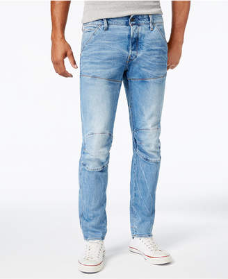 G-Star RAW Men's 5620 3D Slim-Fit Jeans $170 thestylecure.com