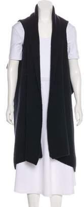 The Row Sleeveless Open Front Vest