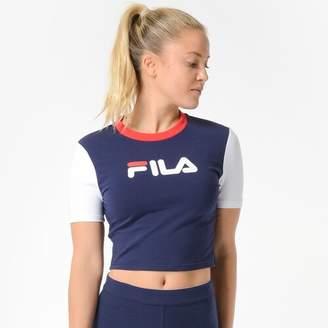 Fila Anna Crop T-Shirt - Women's