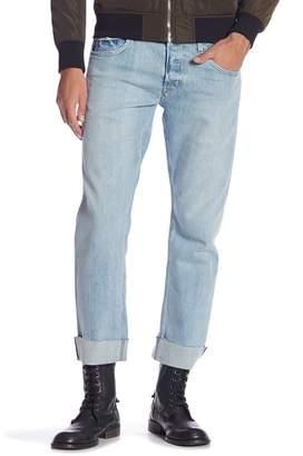 Hudson Slim Straight Cuff Jeans