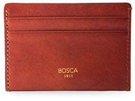 BoscaBosca Weekend Leather Wallet