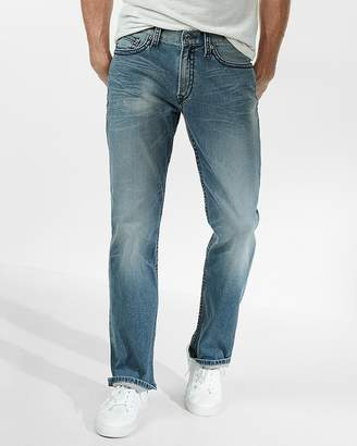 Express Classic Boot Thick Stitch Stretch Jeans