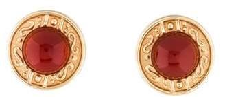 14K Carnelian Earrings