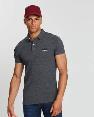 Superdry Classic SS Pique Polo