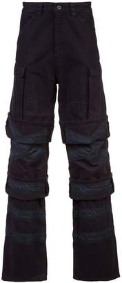Y/Project Y / Project multi cuff trousers