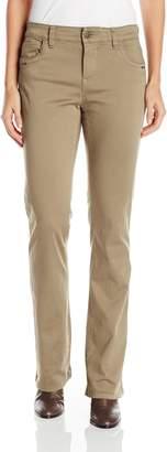 UNIONBAY Women's Shaylee No Gap Comfort Waist Hyper Stretch Skinny Bootcut Jean
