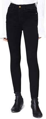 Sanctuary Social High Waist Ankle Skinny Jeans