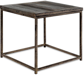 Anton Side Table - Driftwood - Brownstone Furniture