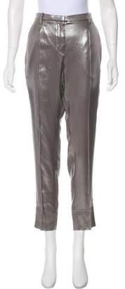 Brunello Cucinelli Mid-Rise Straight-Leg Pants w/ Tags