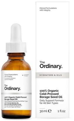 The Ordinary 100% Organic Cold In Pressed Borage Seed Oil 30ml - Nude