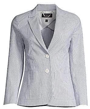 Max Mara Women's Pincio Stripe Jacket