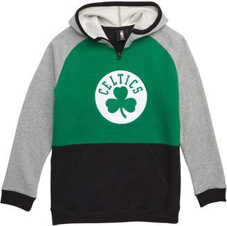 3533e719fa0 Nike NBA Logo Boston Celtics Regulator Hoodie