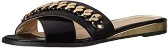 Nine West Women's Xray Leather Dress Sandal