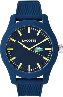 Lacoste 2010792 Navy & Yellow Watch
